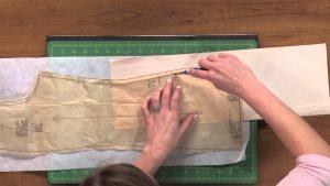 کاربرد کاغذ در خیاطی