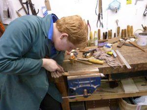 مهارت های کار با چوب