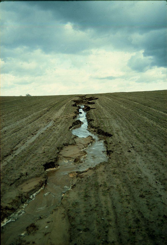 عوامل فرسایش خاک