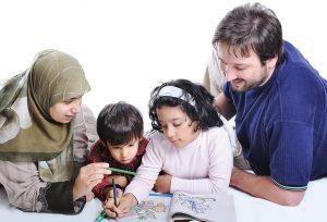تأثیر سطح تحصیلات والدین بر وضعیت تحصیلی فرزندان