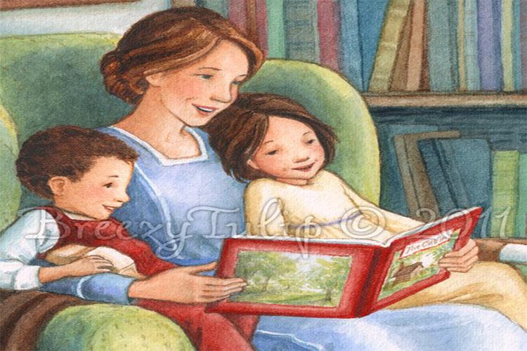 تأثیر قصه بر رشد اجتماعی کودکان