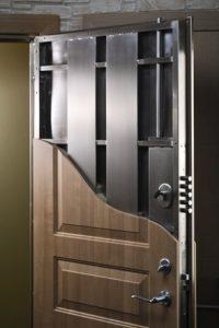 طراحی و ساخت درب های ضد سرقت