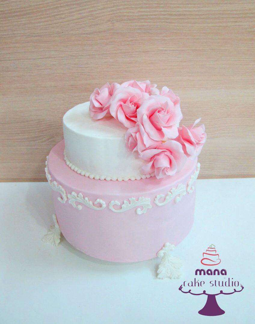 کیک فوندانت در یزد