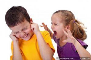 کودکان پرخاشگر و عصبی