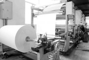 کاغذ ، مواد به کار رفته در تولید کاغذ
